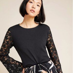 Brand new with tags Anthropologie lace top!
